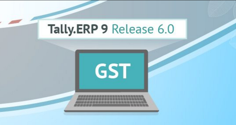 tally release v6.0 for gst