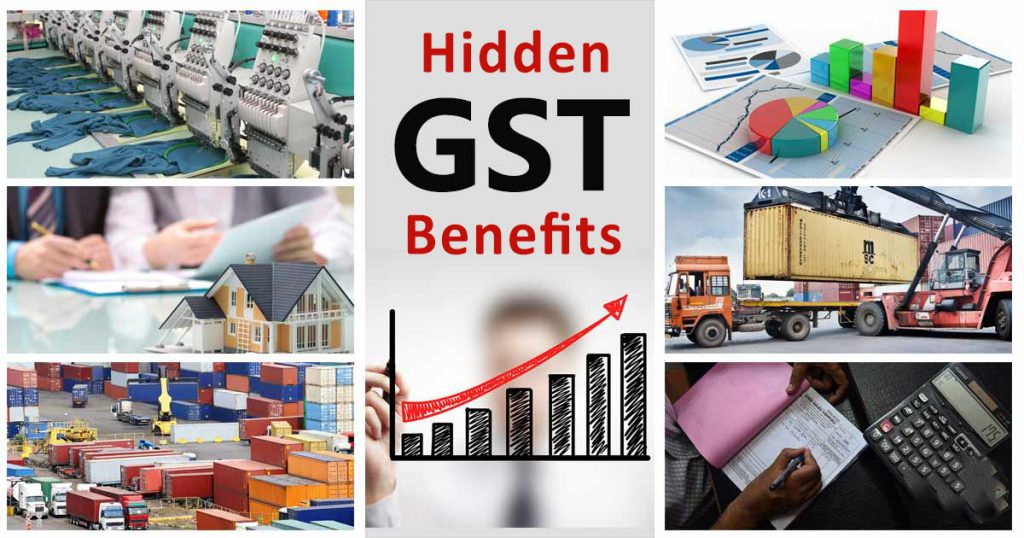 gst hidden benefits