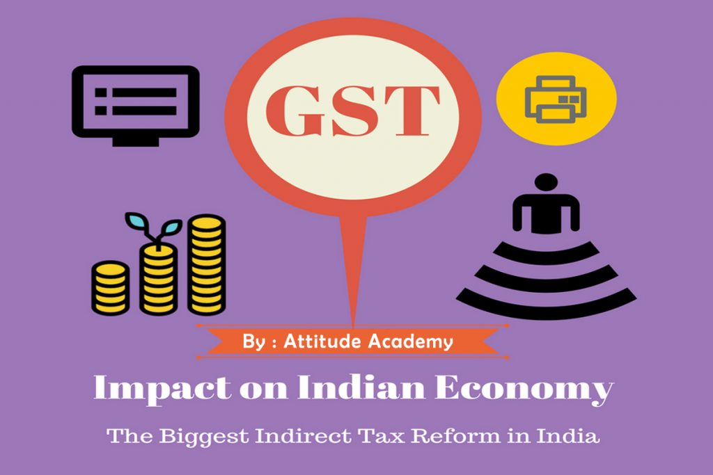 gst effect on indian economy