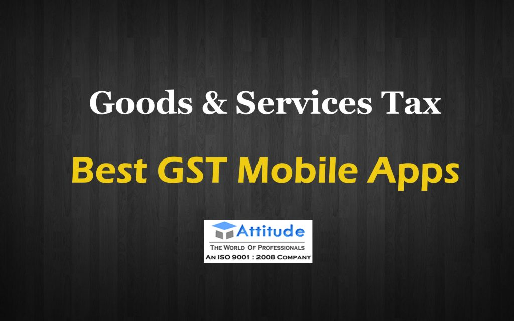 best gst android ios mobile apps