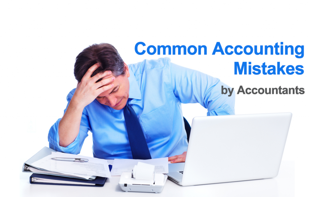 Accounting Mistakes