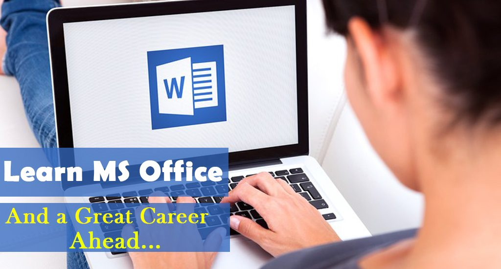 learn MS Office in Yamuna Vihar