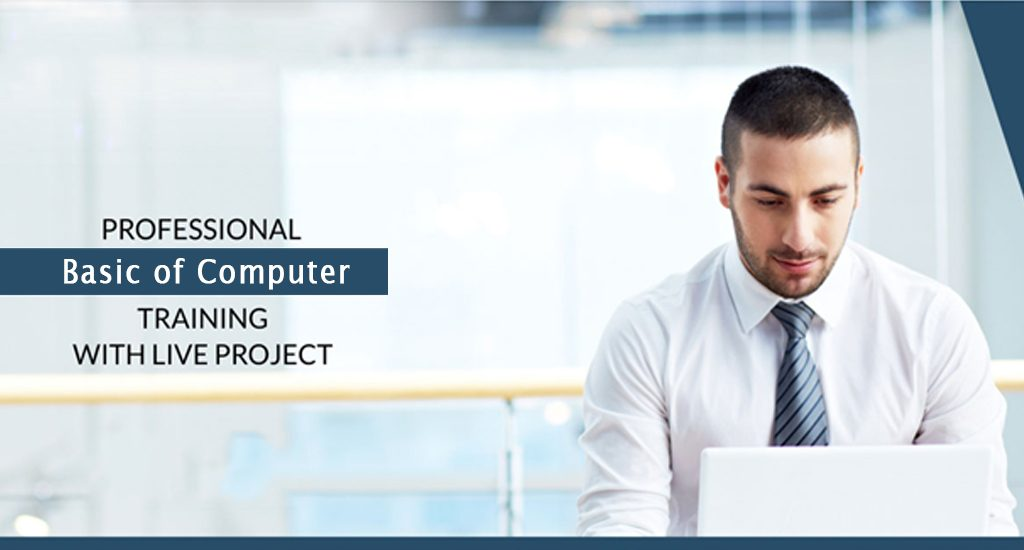 Get the Professional Training of Basic of Computer in Yamuna Vihar
