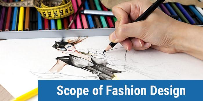 scope of fashion designing
