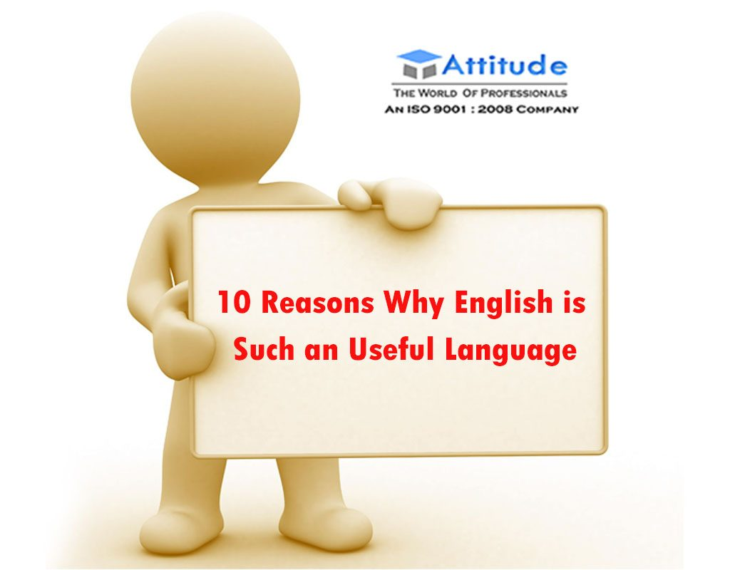 10 Reasons Why English is Such an Useful Language