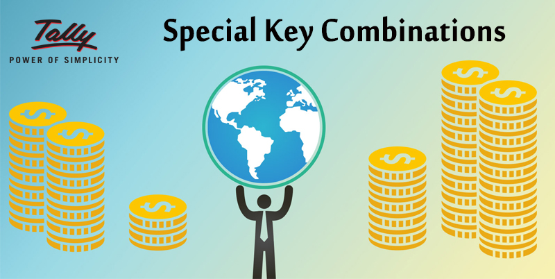 Special Key Combinations