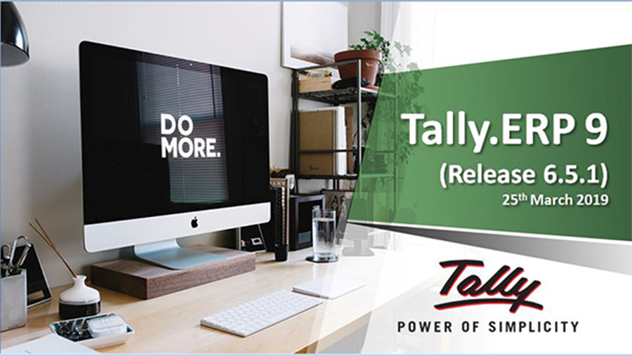 tally erp9 realeased