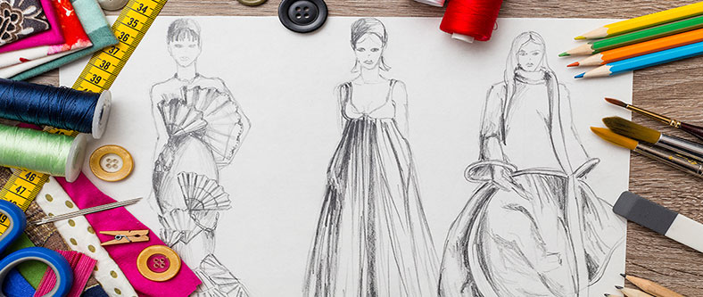 6 Reasons To Become A Fashion Designer